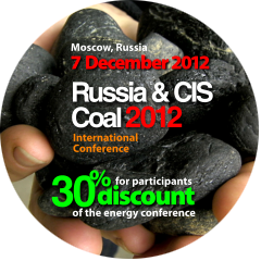 Russia and CIS Coal 2012, 7 December 2012, Moscow, Russia