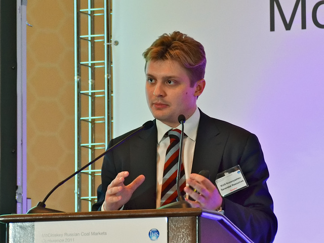 McCloskey Russian Coal markets Conference, December 6-7, 2011 Moscow